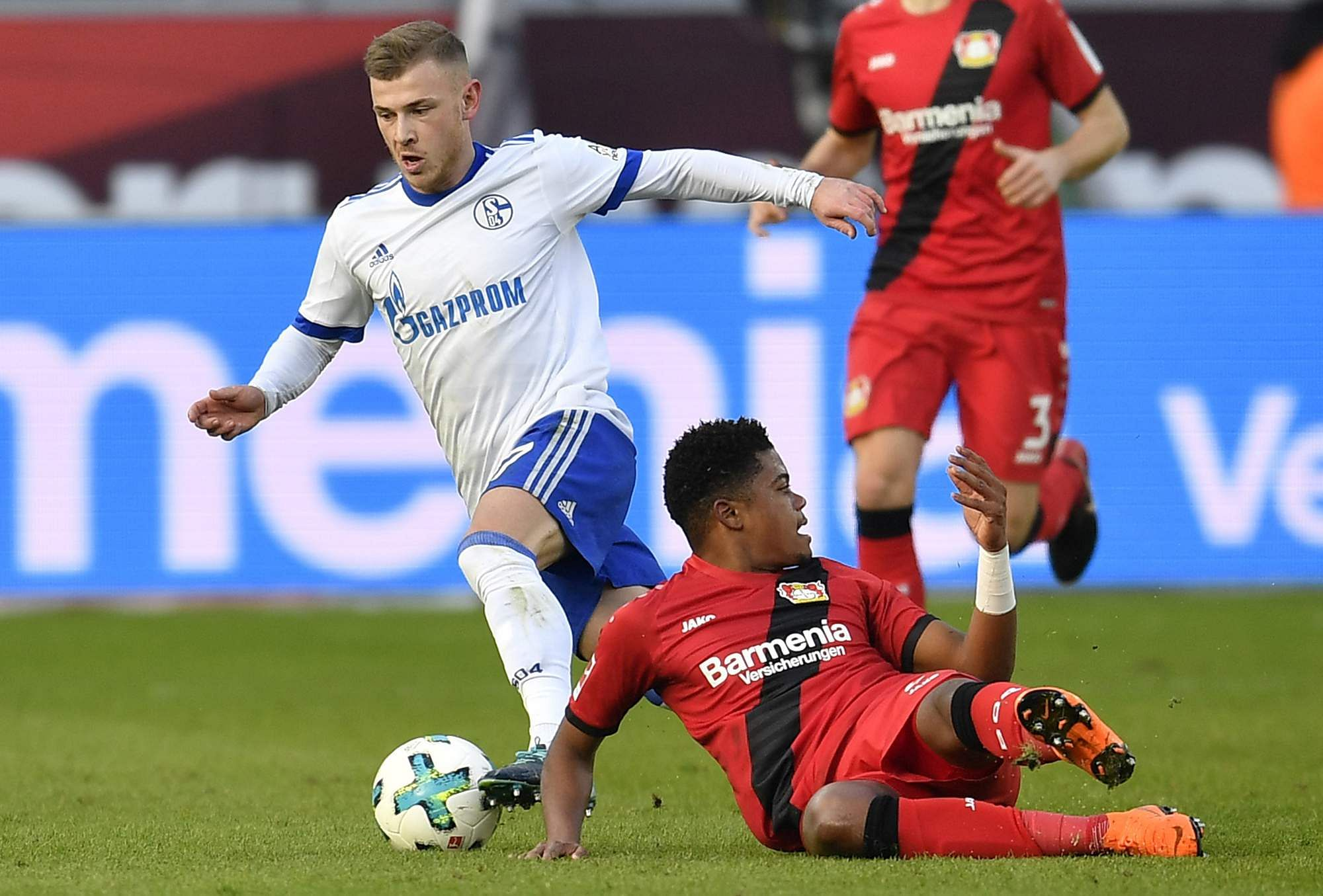 Young german set to quit Schalke after rejecting new deal