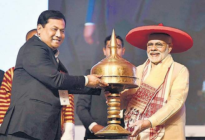 PM Modi To Open Assam's First Global Investors Summit Today