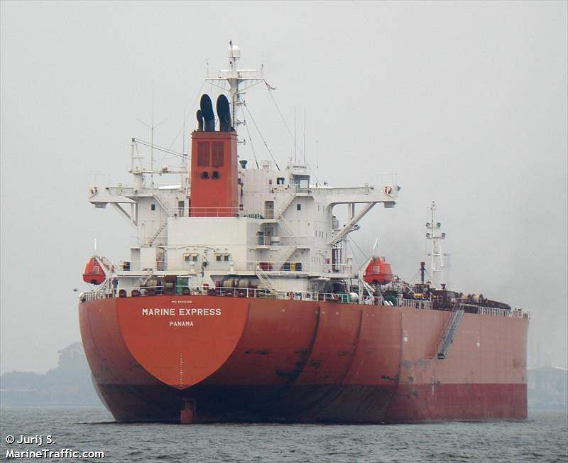 Hong Kong-managed oil tanker with Indian crew of 22 goes missing