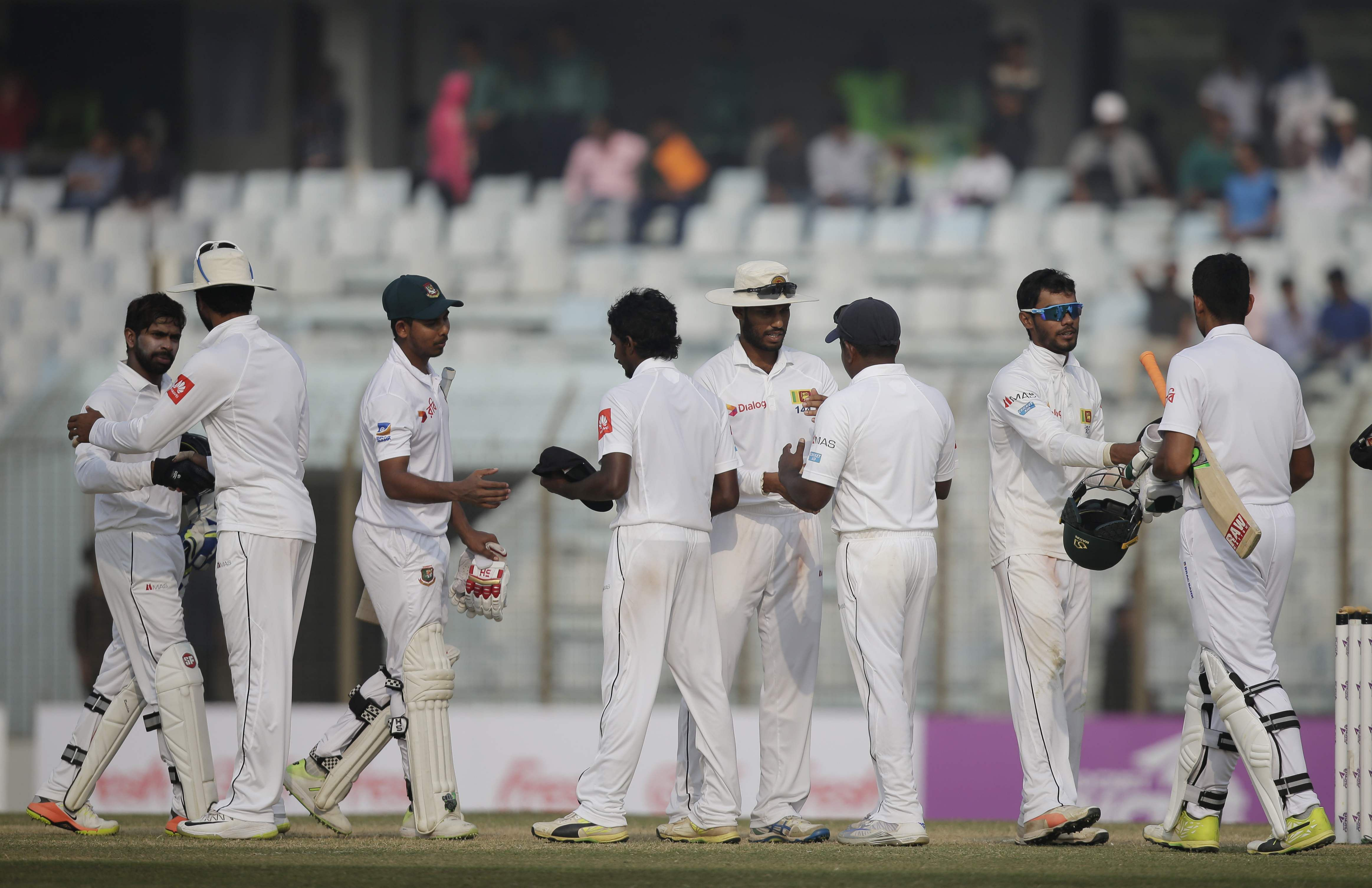 Mominul notches record for most runs in a single Test for BD