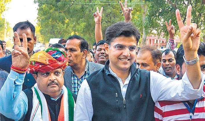 Rajasthan bypoll win will have bearing on Karnataka elections: Sachin Pilot