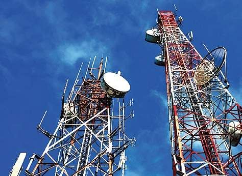 mobile tower, signal, telecom
