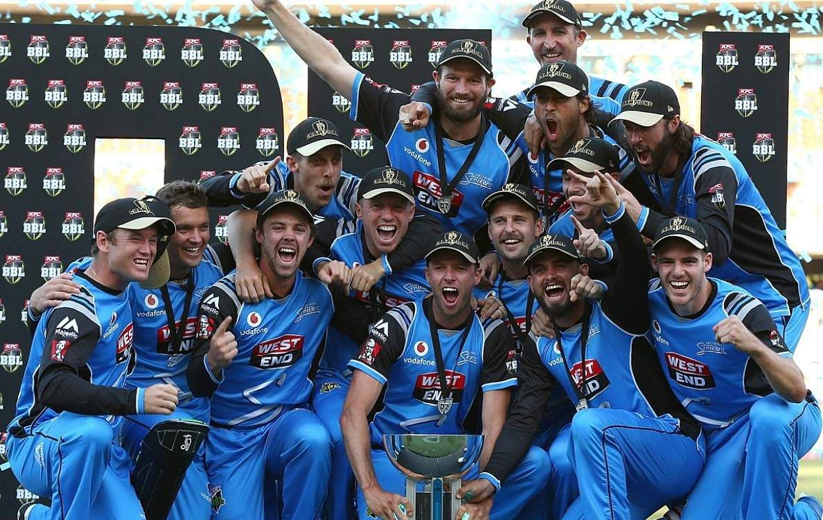 Adelaide Strikers crowned the new Champion of BBL
