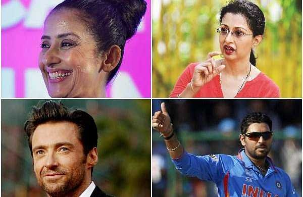 On World Cancer Day, let us look at famous personalities who fought the disease with hope, willpower and courage, and at the same time, raised awareness and education about it.