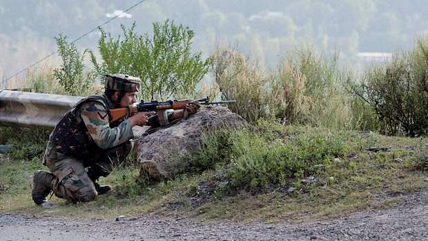 Grenade attack on SF camp in south Kashmir, no injury reported