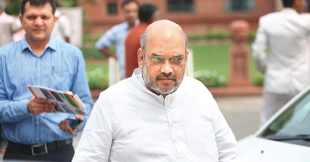 Selling pakodas not shameful: Amit Shah in maiden RS speech
