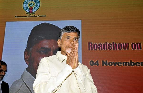 Andhra Pradesh CM N Chandrababu Naidu (File | EPS)