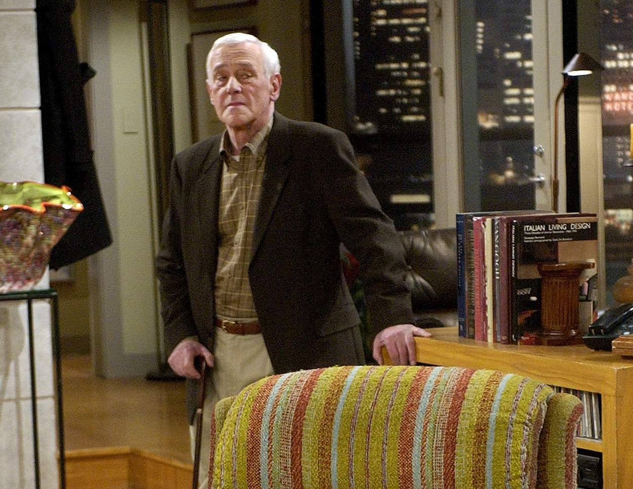 John Mahoney Latest News, Photos, and Videos