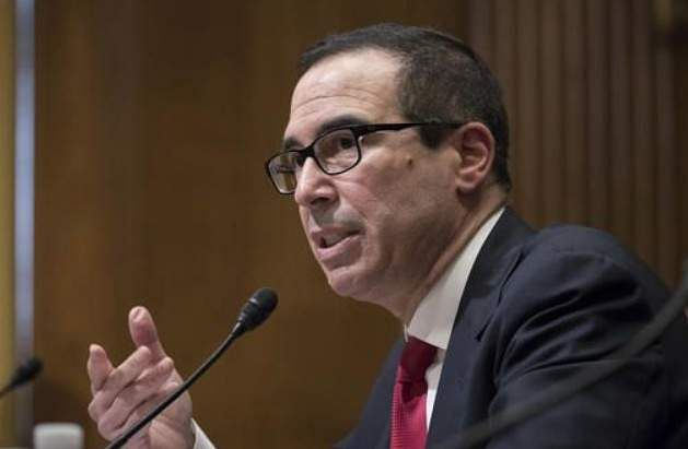 Mnuchin says Trump not afraid of a trade war with China