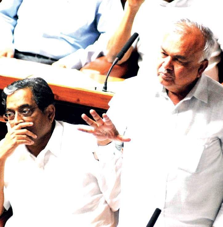 State government counters PM's charges in Governor's address