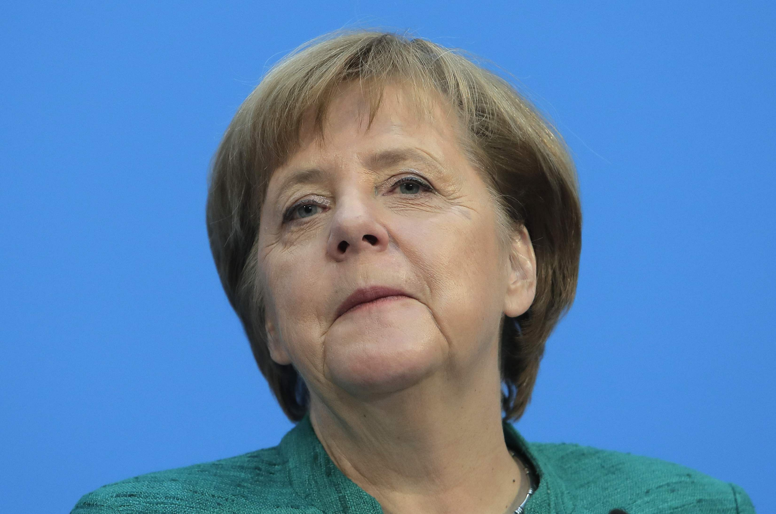 Confidence grows for deal on new Merkel government