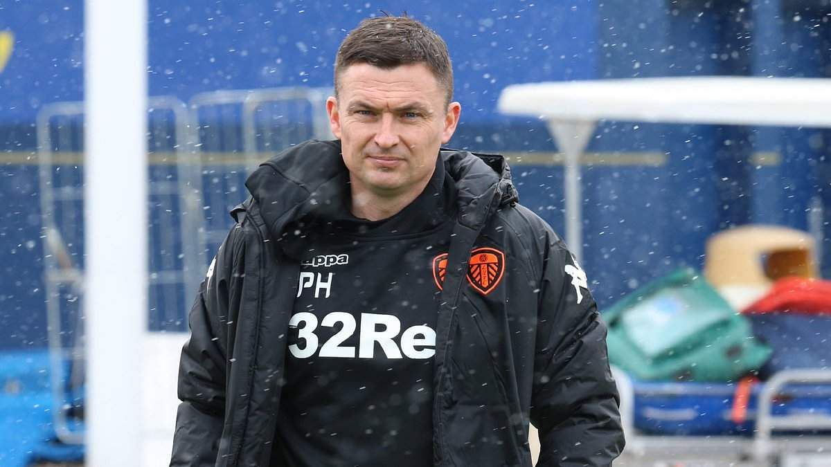 Leeds United appoint Heckingbottom as new head coach