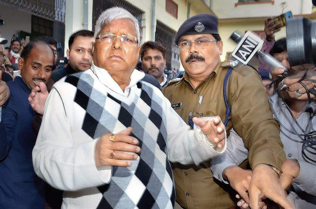 Lalu Prasad constitutes RJD's new national executive from jail