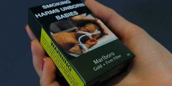 A Pack of Marlboro cigarettes