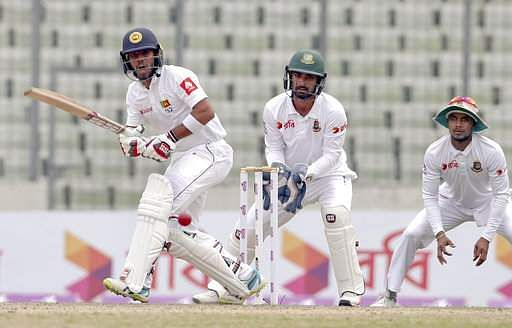 Sri Lanka wins toss, will bat 1st vs Bangladesh in 2nd test