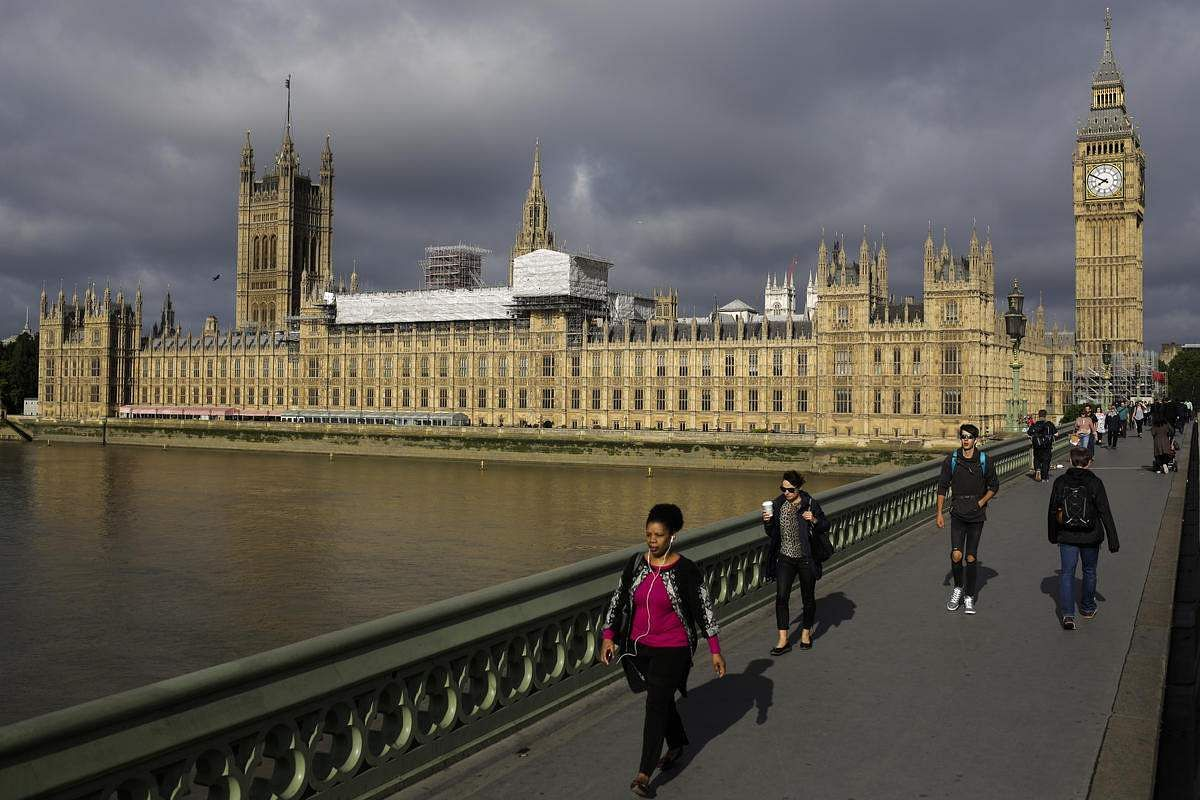 One in five UK parliamentary staff sexually harassed