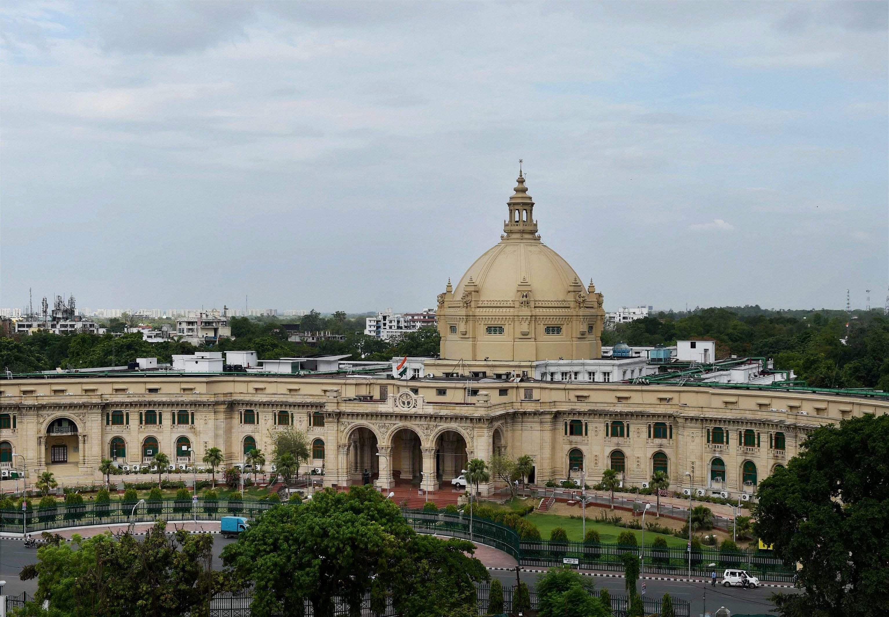 Uttar pradesh assembly budget session opposition disrupts for Cuisines of uttar pradesh