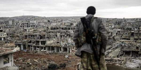 Kurd-led forces overrun last IS-held village in Syria AFP, Beirut