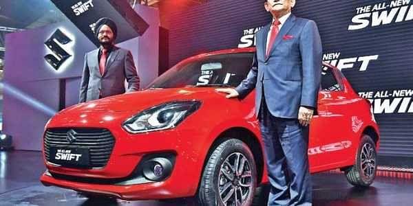 Maruti Suzuki Unveils Third Generation Swift At Rs 5 Lakh The New