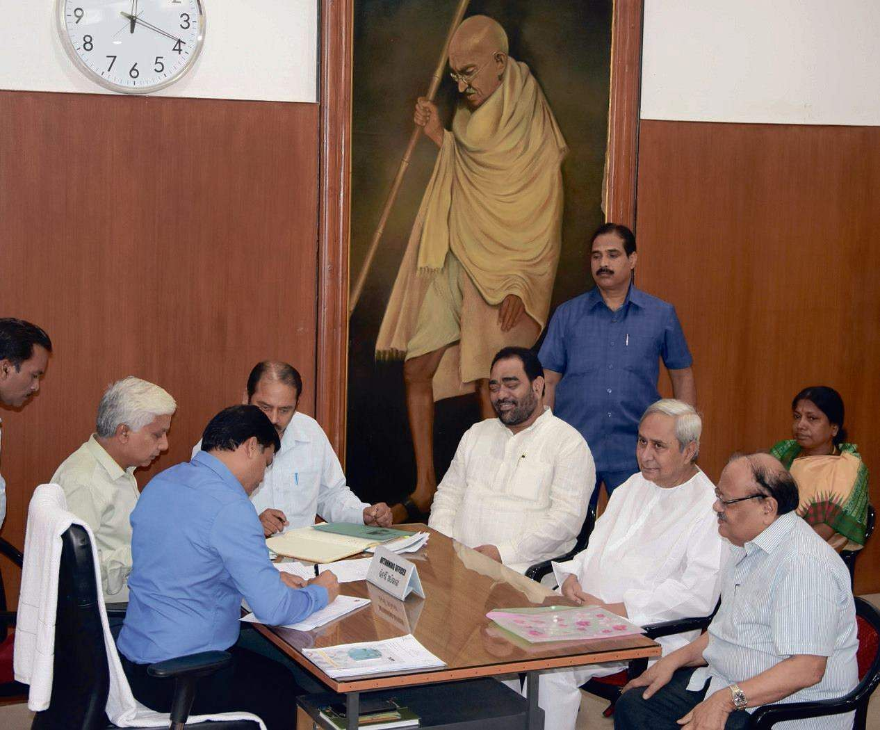 Odisha to continue demand for special category status: Patnaik