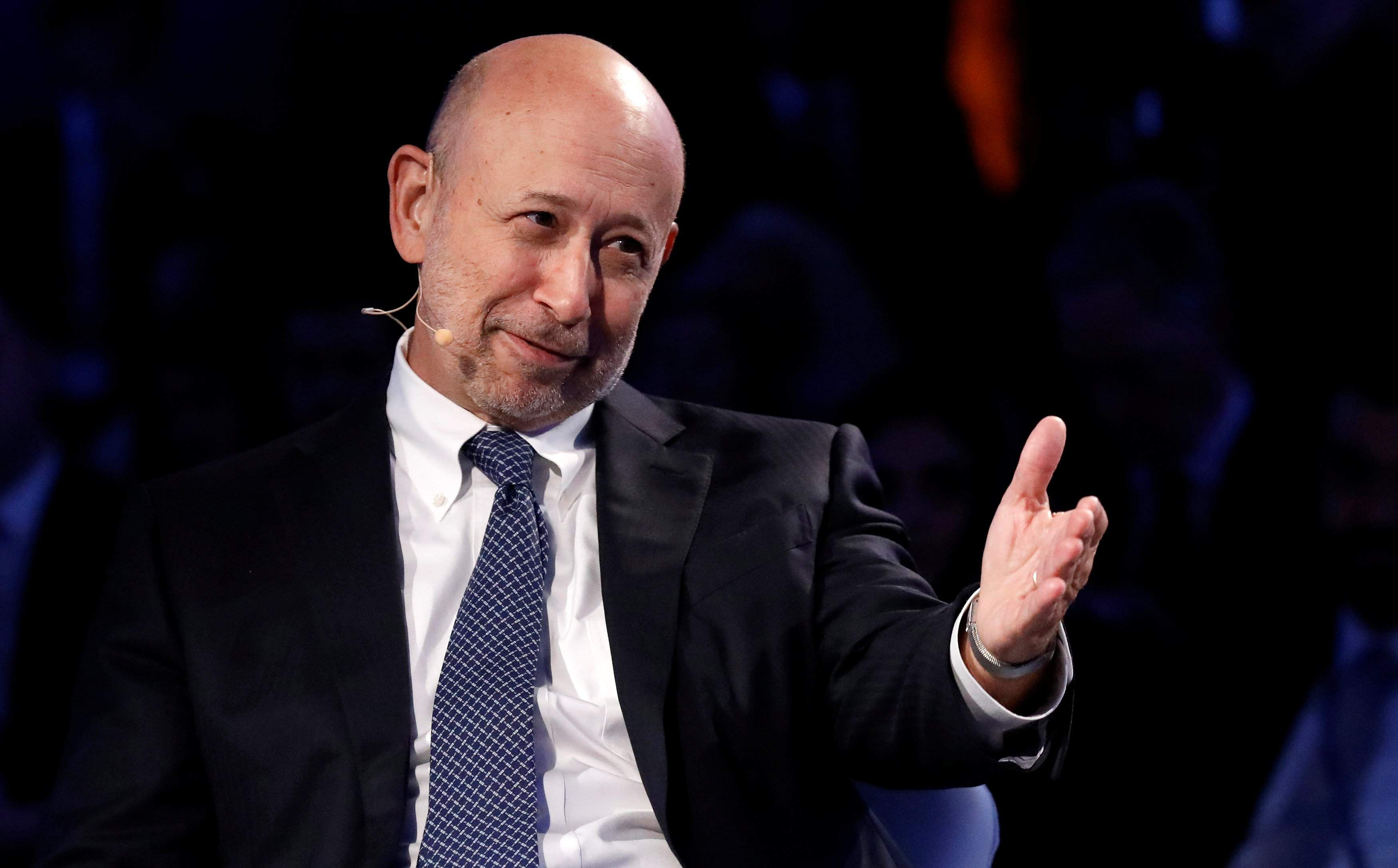 Goldman Sachs CEO Lloyd Blankfein could leave at year-end