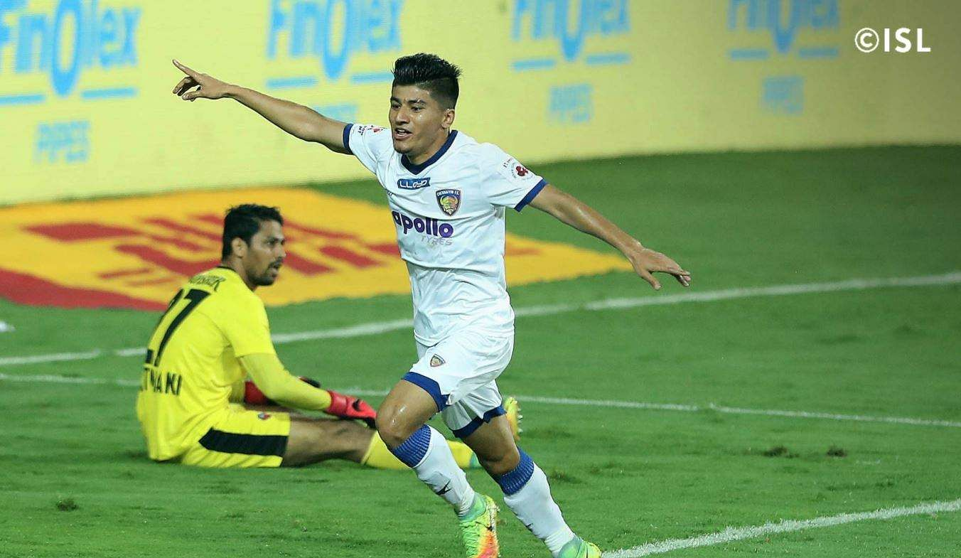 Chennaiyin FC looking for goals in Goa