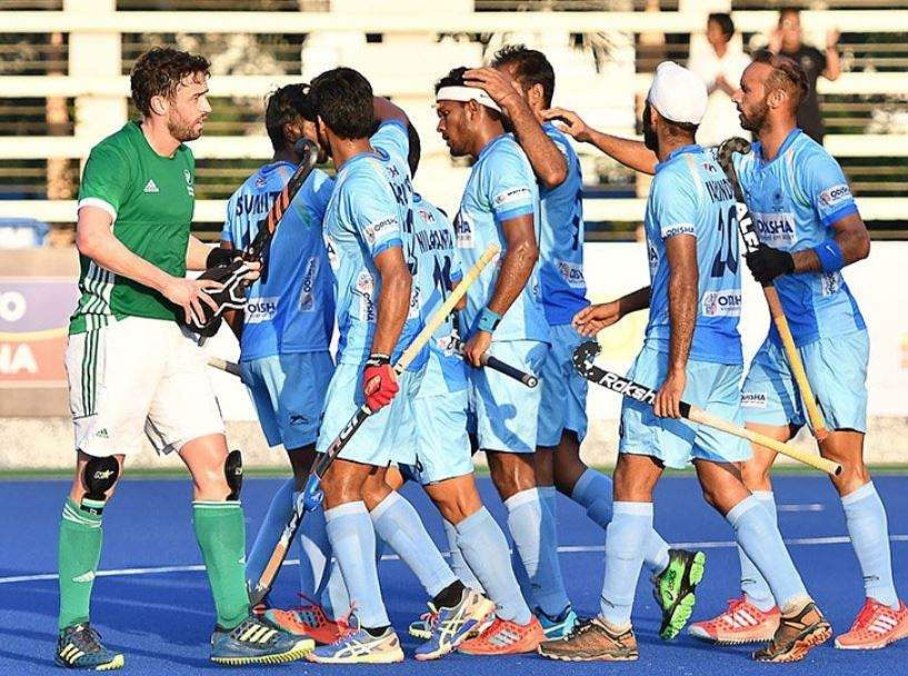 Azlan Shah Cup: India beat Ireland 4-1 to take fifth spot
