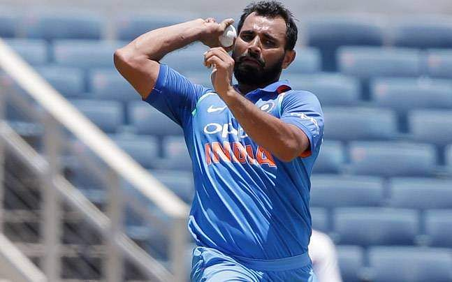 Shami charged with violence after affairs claim