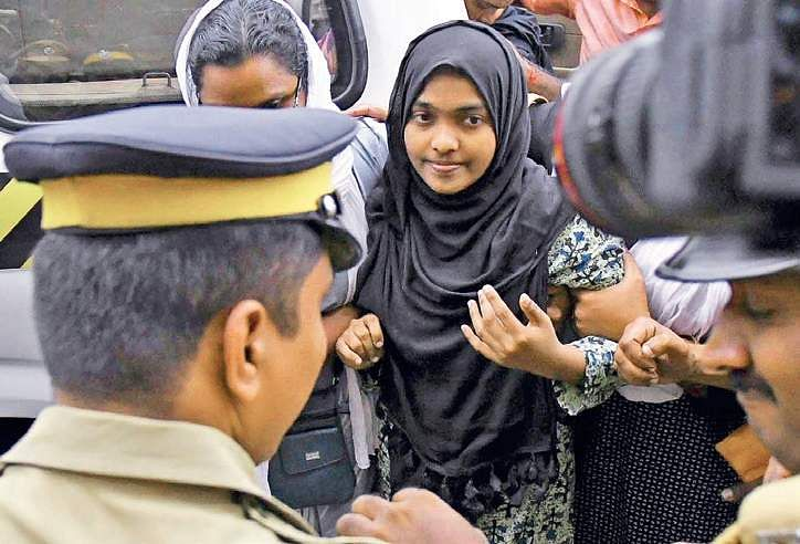 Supreme Court junks Kerala High Court order, lets Hadiya stay with husband