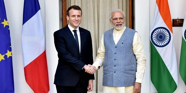 India France Commit To Boost Bilateral Trade Relaunch European