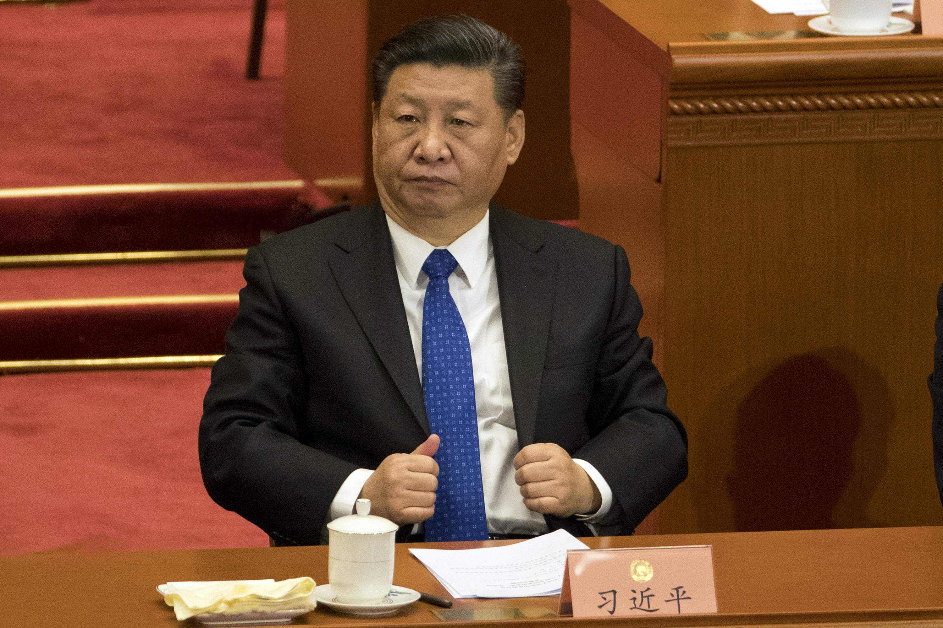 Chinese parliament clears path for Xi to rule for life