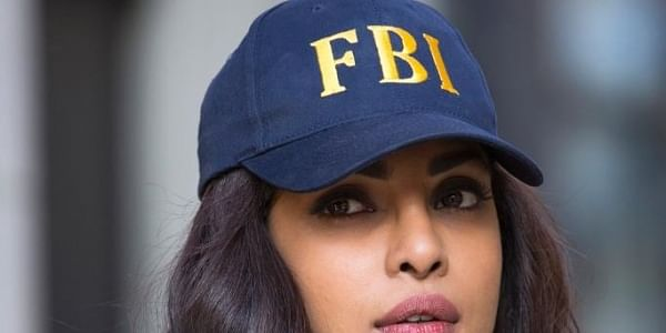 Priyanka Chopra | via Twitter @QuanticoTV
