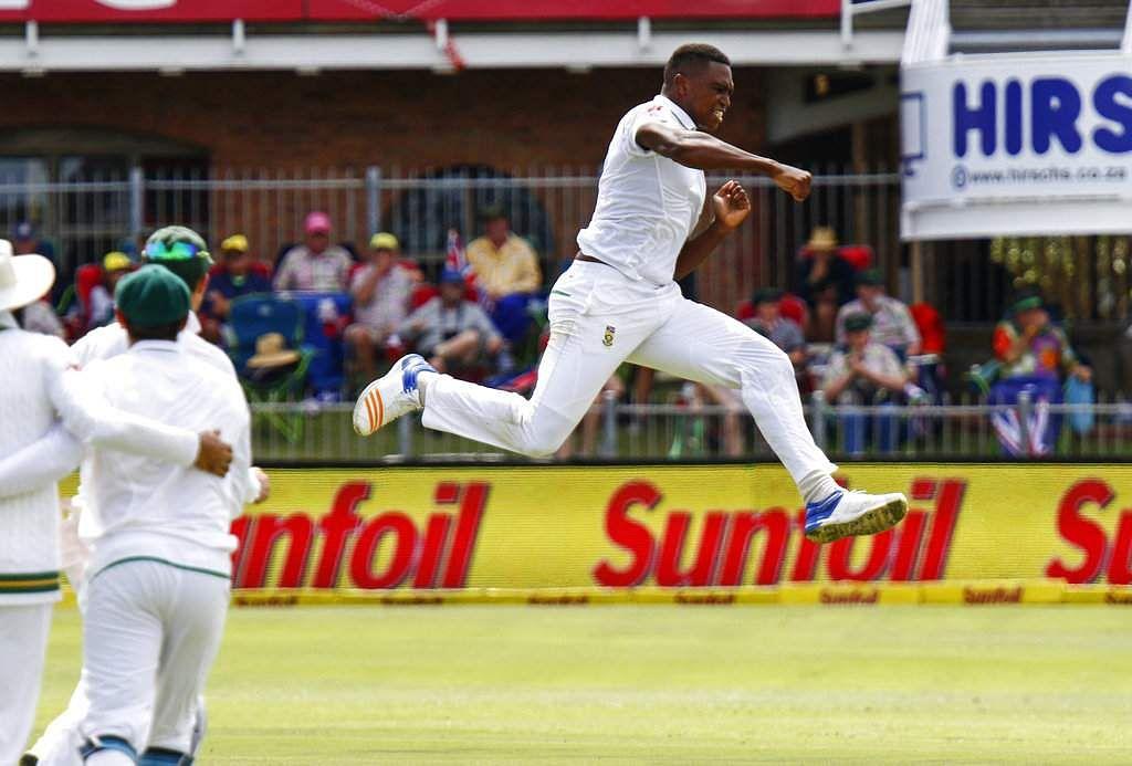 Kagiso Rabada suspended for rest of series against Australia