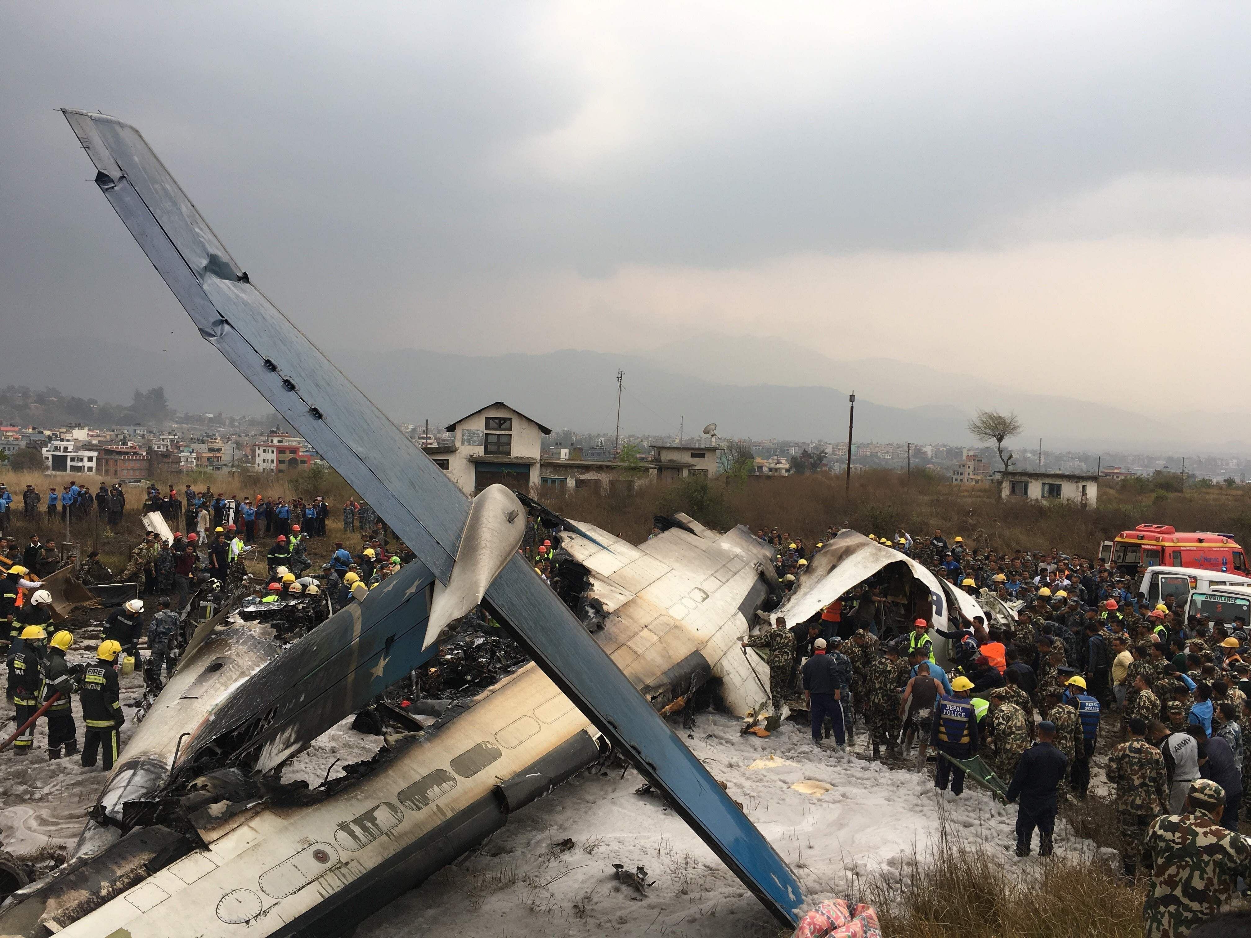 """Chinese passenger confirmed dead in Nepal plane crash""的图片搜索结果"