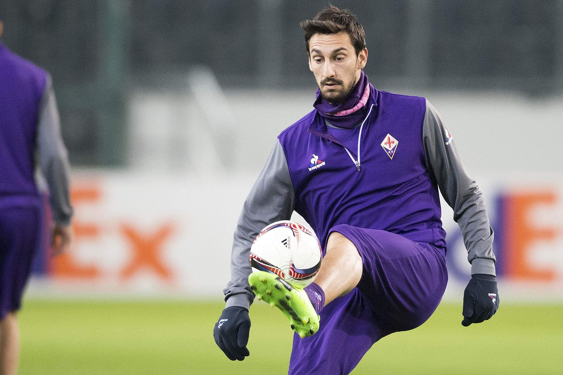 Late Fiorentina captain Davide Astori