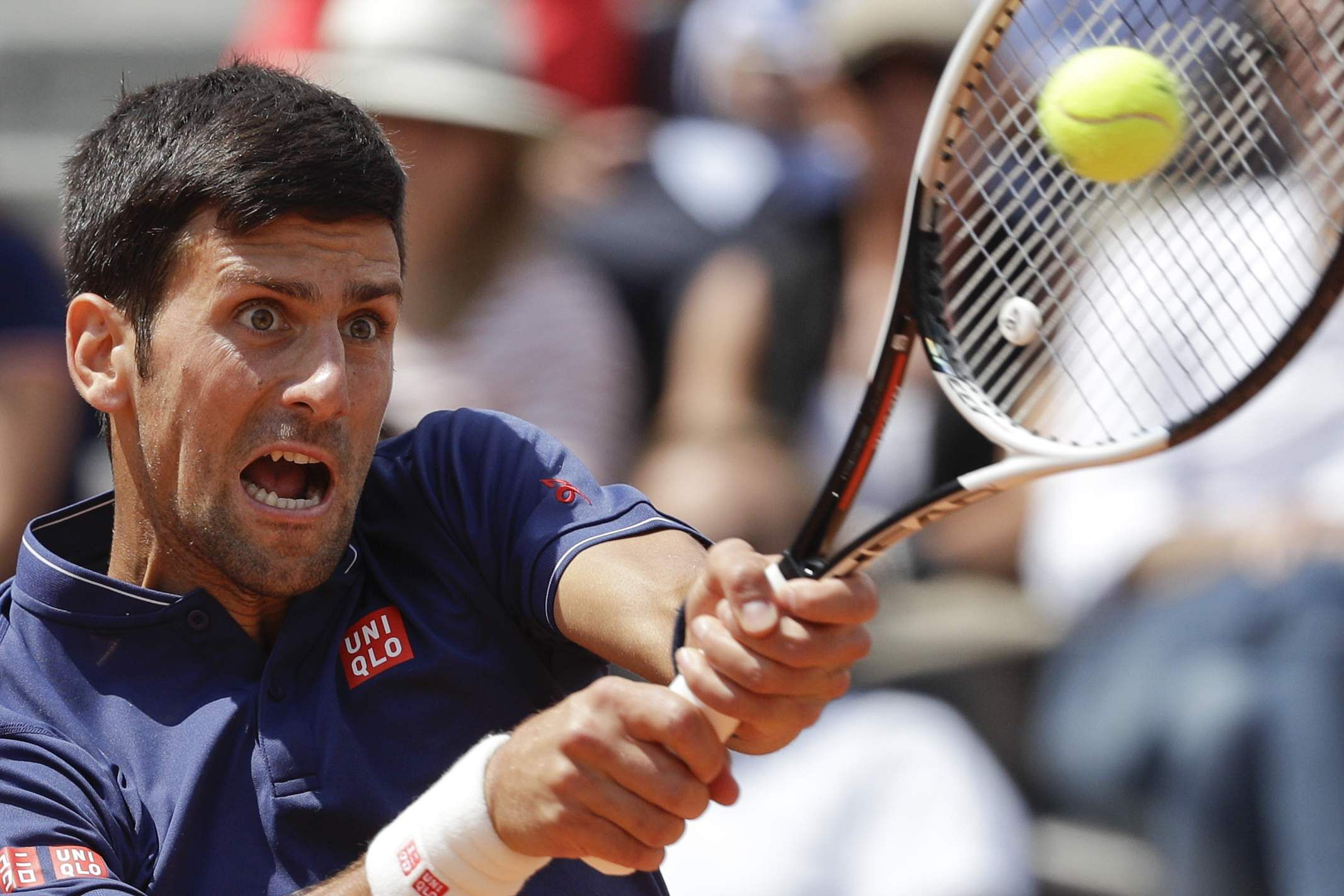 Tennis, Monte Carlo Masters: Djokovic reaches second round