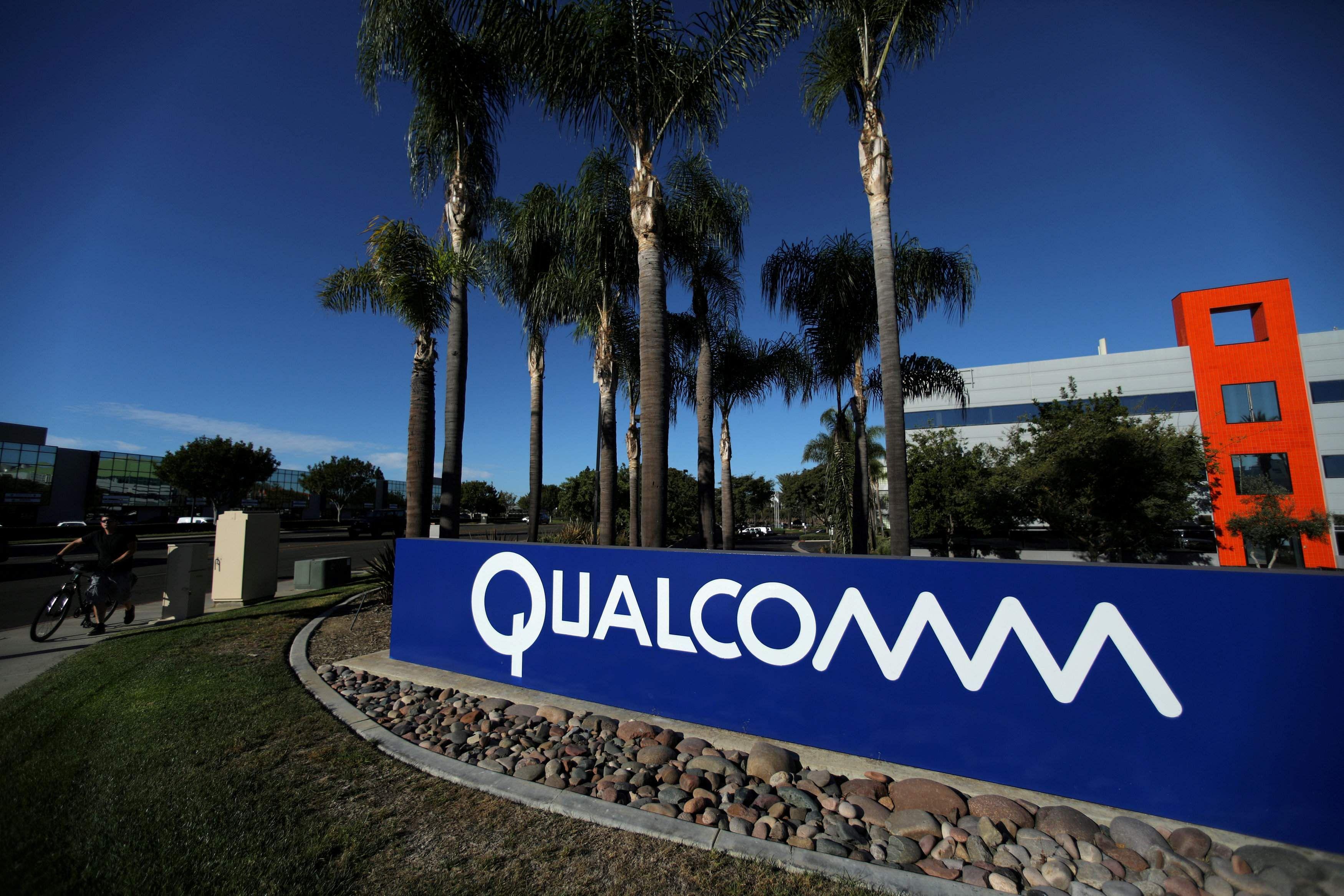 Trump blocks Broadcom's attempt to buy Qualcomm
