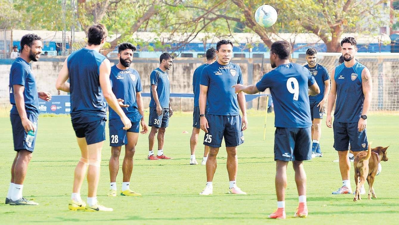 Chennai set up ISL final with Bengaluru FC