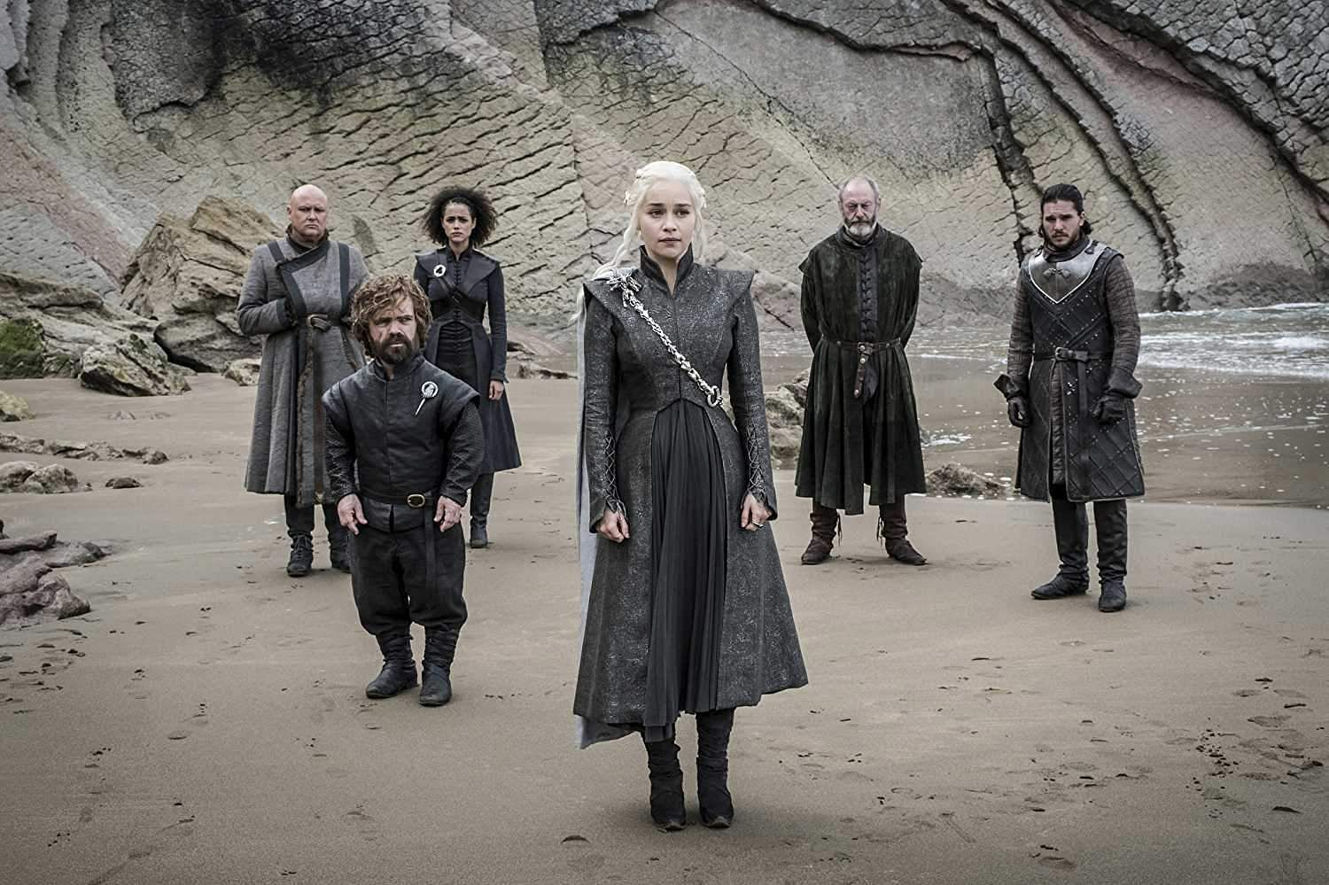 Game of Thrones stars 'in tears' over ending