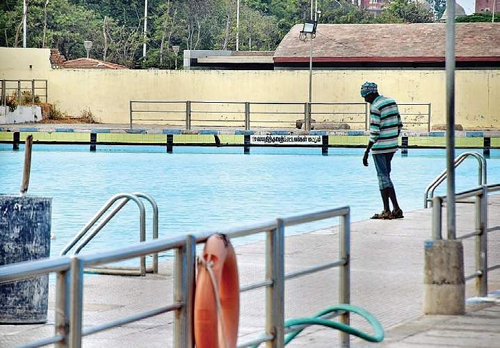 Man Mysteriously Drowns In Three Ft Deep Corporation Pool At Chennai 39 S Marina Beach The New