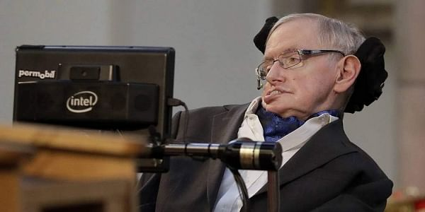 #BigBangTheory: Stephen Hawking's last paper co-authored with European Union funded researcher Thomas Hertog