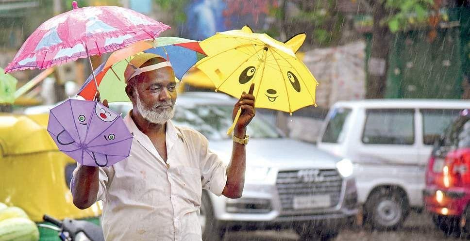 Cool respite: Rains will continue next 2 days in Bengaluru