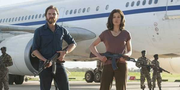7 Days in Entebbe poster (Twitter)