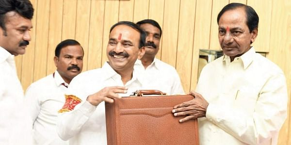 Telangana-Andhra Pradesh combined budget size next only to