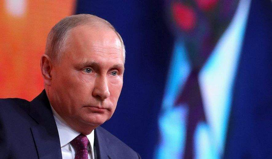 Putin Handily Wins Another Six-Year Term, Firms Grip on Russia