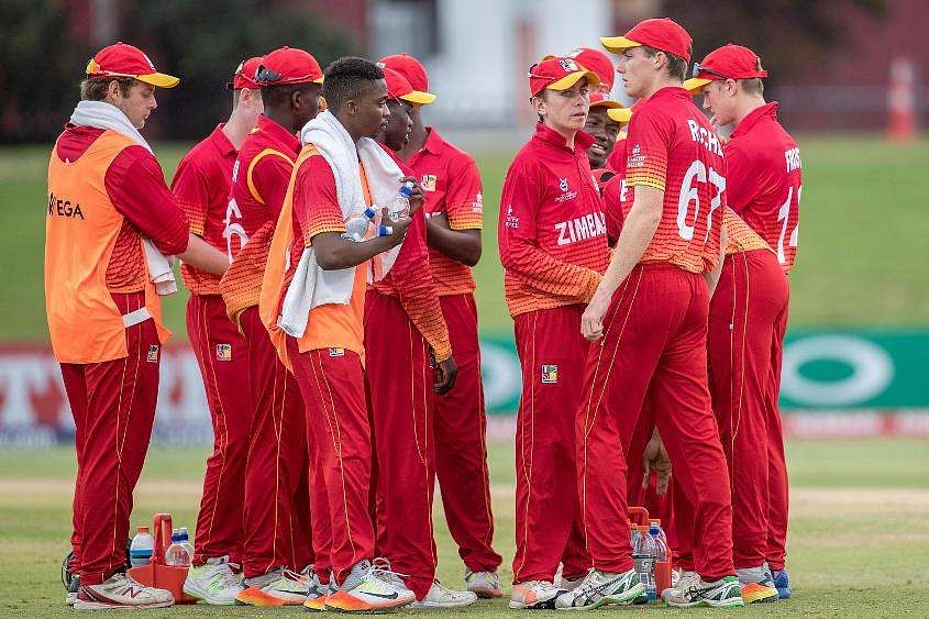 Zimbabwe grinds down Ireland to close on World Cup place
