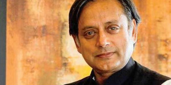 Shashi Tharoor. (File photo)