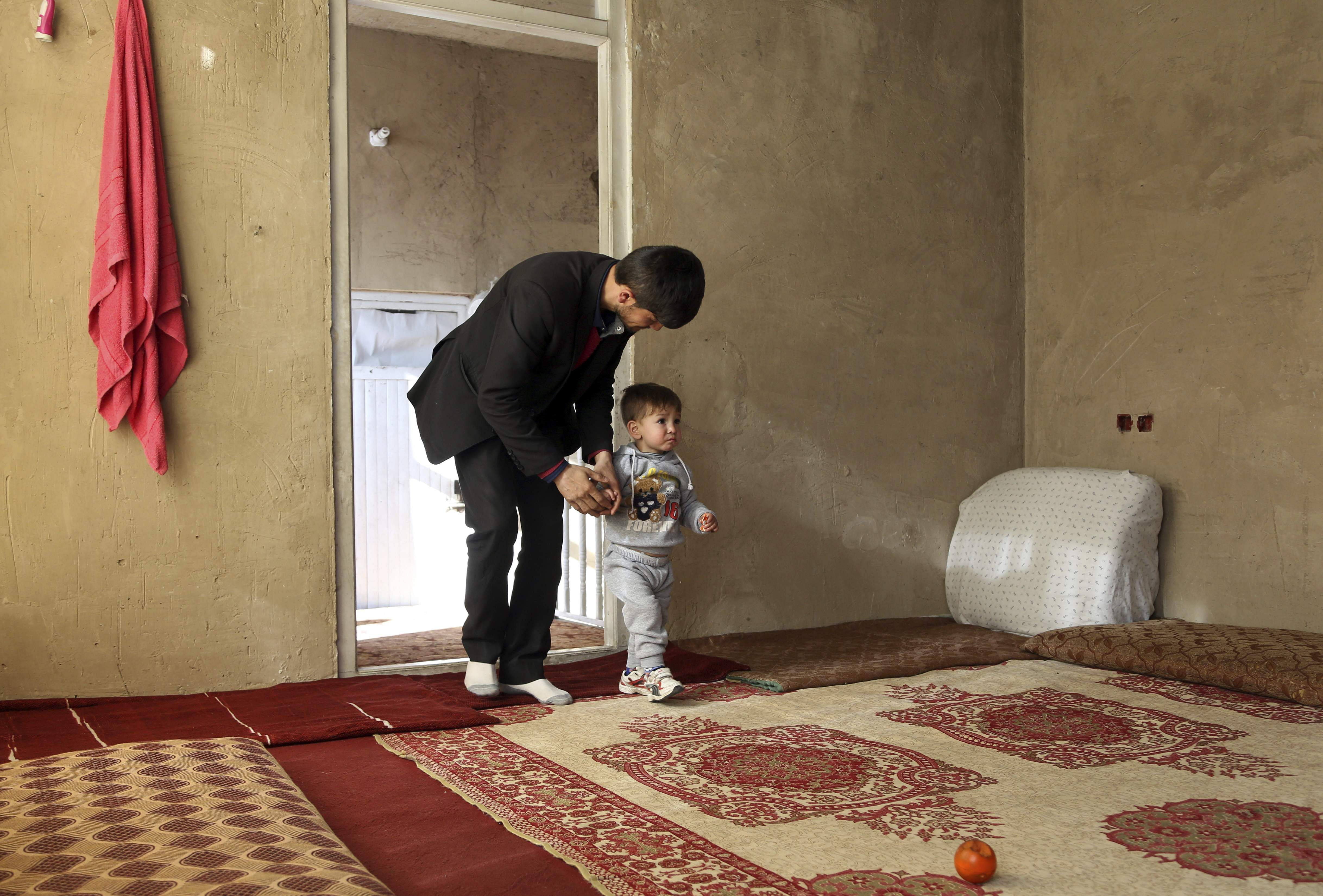 Despite the controversy Donald's parents have not broken the law by giving their son an un-Islamic name, according to Rohullah Ahmadzai, a senior advisor at the Population Registration Office in Kabul. He said they have the legal right 'to name their children whatever they want' -- even after American presidents.   AP Photo