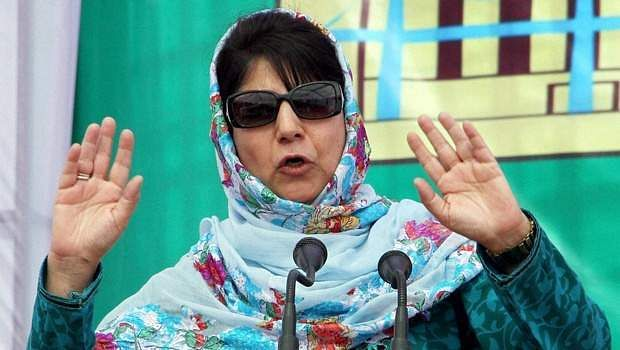 Mehbooba Mufti talks peace, asks PM Narendra Modi to initiate steps