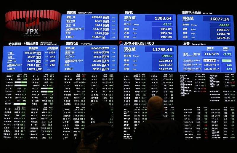 Asian markets take beating from Facebook data breach